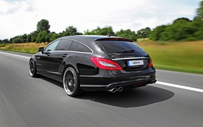 Picture Mercedes, AMG, CLS63, Shooting Brake, Vath