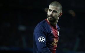 Picture Sport, Football, Barcelona, Football, Barcelona, Peak, Spades, Gerard