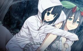 Picture forest, art, Anime, Monobeno