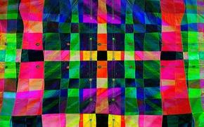 Picture line, canvas, pattern, color, texture