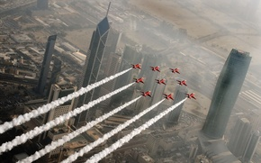 Picture City, Red Arrows, Kuwait