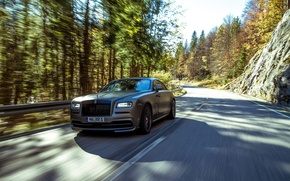 Picture tuning, Rolls Royce, in motion, rolls Royce, Wraith, Spofec