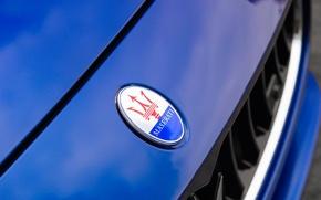 Picture Maserati, Logo, Maserati, Label