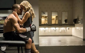 Picture Lefty, Southpaw, 2015, sport, locker room, Jake Gyllenhaal, the film, Thriller, Rachel McAdams, Jake Gyllenhaal, ...