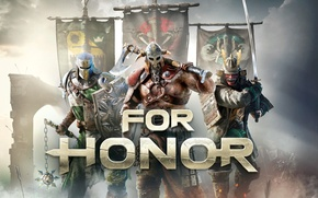 Wallpaper Game, For Honor, Ubisoft Montreal, For the honor