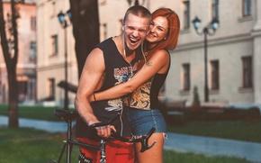 Picture girl, shorts, photographer, girl, guy, photography, photographer, Elena Umrihina