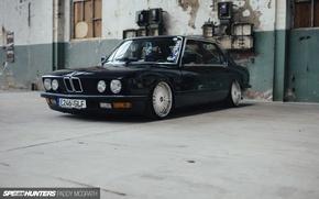 Picture BMW, stance, E28