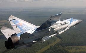 Picture Russia, BBC, MiG.31