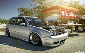 Picture Golf IV GTI, wallpapers Golf GTI IV, stence, faplife