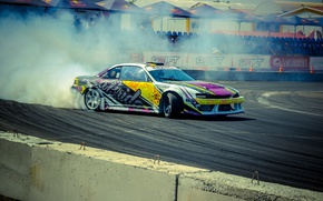 Picture race, tuning, airbrushing, Drift