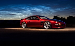 Picture car, auto, tuning, Nissan, nissan 300zx, car Wallpaper