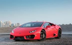 Picture Lamborghini, Lamborghini, Huracan, hurakan, LP 580-2
