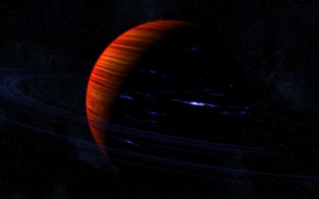 Picture red, planet, the red planet
