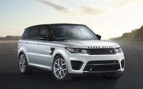 Picture Range Rover, Sport, land Rover, range Rover, 2015