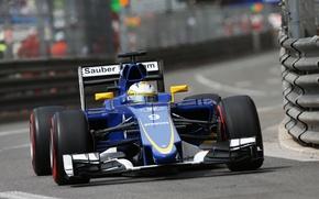 Picture Formula 1, Clean, Monte Carlo, C34, Marcus Ericsson