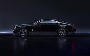 Picture Rolls-Royce, Coupe, rolls-Royce, Wraith, Wright