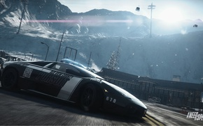 Picture Lamborghini, Need for Speed, nfs, 2013, Rivals, NFSR, NSF, Murcielago sv