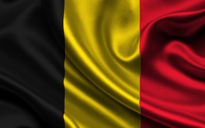 Picture flag, Belgium, belgium