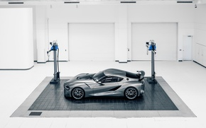 Picture Concept, Toyota, Supra, FT-1, Graphite
