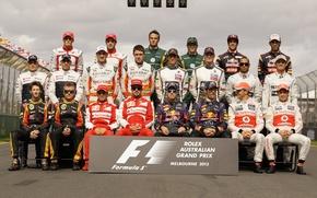 Picture race, Australia, formula 1, formula-1, Grand Prix