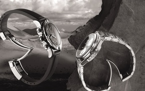 Picture Watch, Watch, Breitling vs IWC