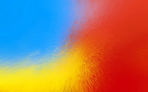 Picture light, squirt, abstraction, paint, color