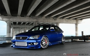 Picture Lexus, Forged, Strasse, IS300