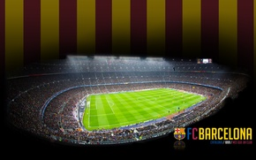 Picture wallpaper, football, Spain, Camp Nou, FC Barcelona, Catalonia, My As a Club, More Then a …