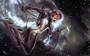 Picture Fantasy, Women, Sci-fi