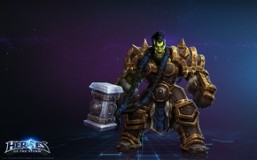 Picture blizzard, wow, world of warcraft, Thrall, Thrall, heroes of the storm