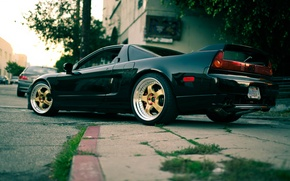 Picture car, sport, bokeh, luxury, Acura, vehicle, pavement, Acura SNX