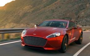 Picture Rapide, Aston, Martin, supercar