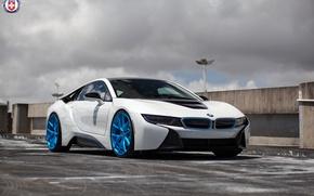 Picture BMW, HRE, P101, Whete