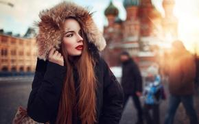 Picture Moscow, the Kremlin, Sasha Spilberg