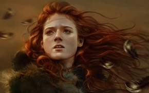 Picture The series, Game Of Thrones, Game of Thrones, Ygritte, Igritt