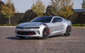 Picture Chevrolet, Camaro, Red, Line, Series, 2015