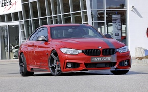 Picture BMW, coupe, BMW, Coupe, Rieger, 2014, 4 Series, F32