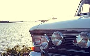 Picture style, retro, background, Wallpaper, Bay, car, classic, rally, 412, Muscovite, AZLK, rally, AZLK