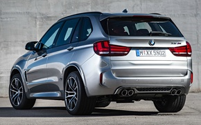 Picture BMW, X5M, F15
