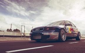 Picture Audi, audi, redbull