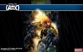Picture Phoenix, Marvel, comic, comics, superheroes, The Avengers, Avengers vs X-Men, X-Men