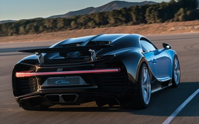 Picture Bugatti, avto, 2016, chiron, 17.