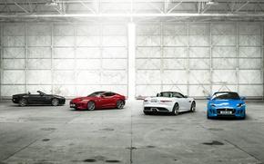 Picture Jaguar, F-Type, 2016, British Design Edition