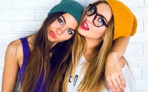 Picture fashion, hat, Style, glasses