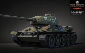 Picture tank, USSR, USSR, tanks, render, WoT, World of tanks, tank, World of Tanks, tanks, Wargaming.Net, …