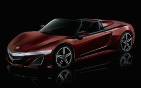 Picture concept, coupe, acura