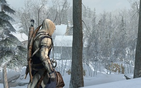 Picture assassins creed, assassins creed 3, assassins creed screenshot, assassins creed connor, assassins creed iii