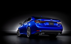 Picture background, Lexus, Lexus, GS F