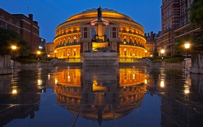 Picture England, London, Royal Albert Hall