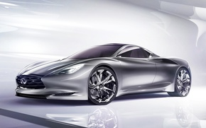 Picture concept, the concept, supercar, infiniti, infiniti, emerg-e